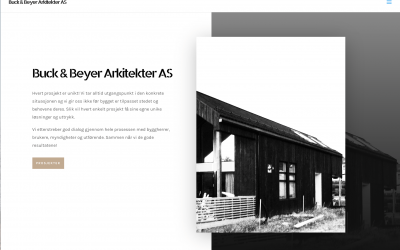 Arkitekt Vestfold!